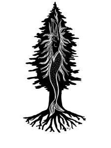 Redwood Mermaid - Rebecca Goodman