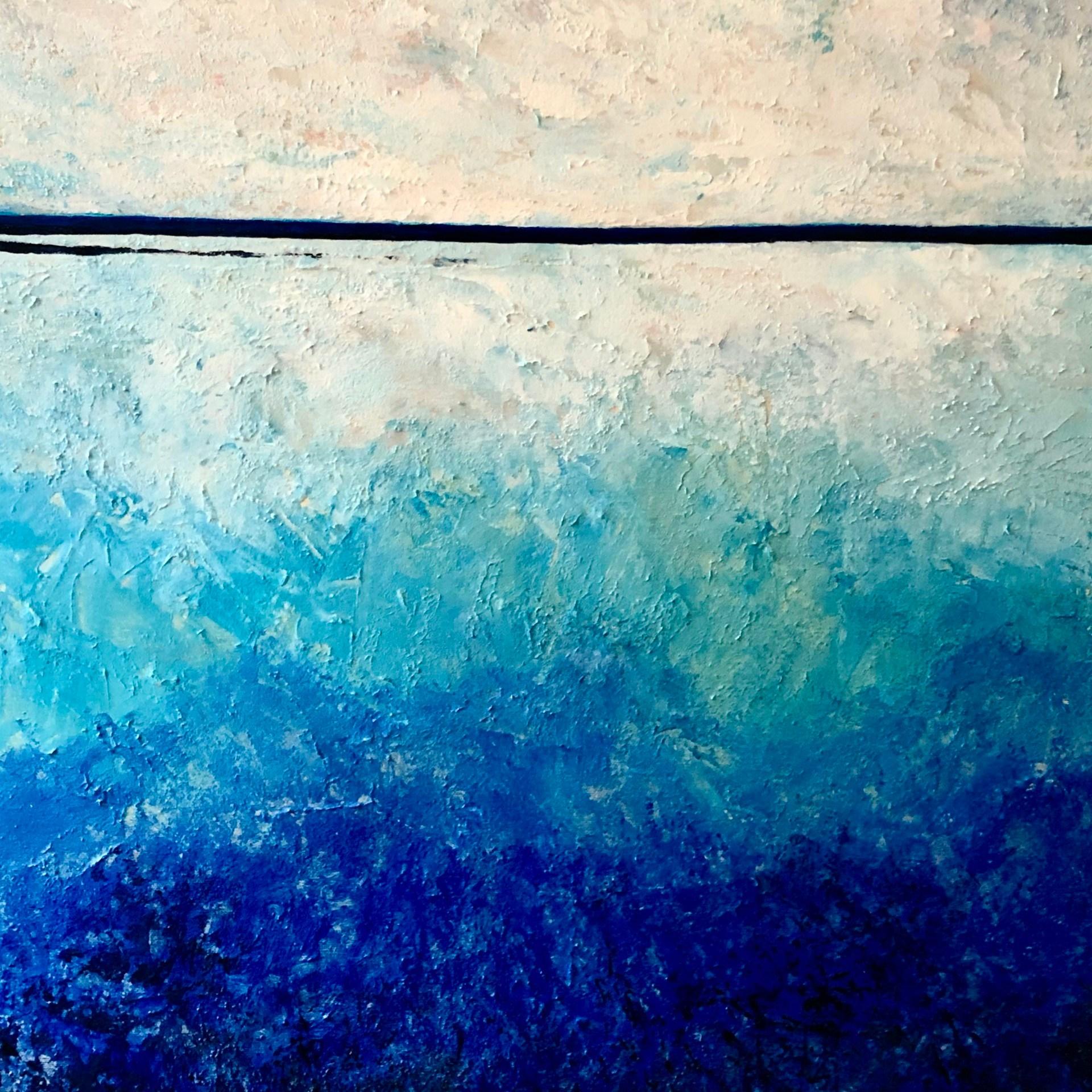 Beyond The Blue Horizon - Tina Masciocchi