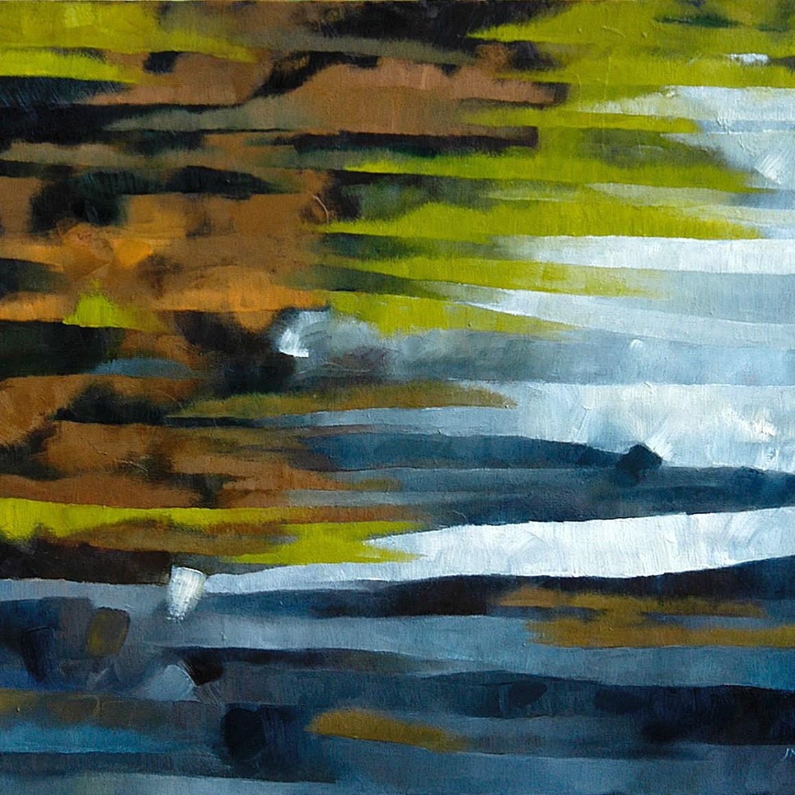 Crossing Over - Johanna McCormick