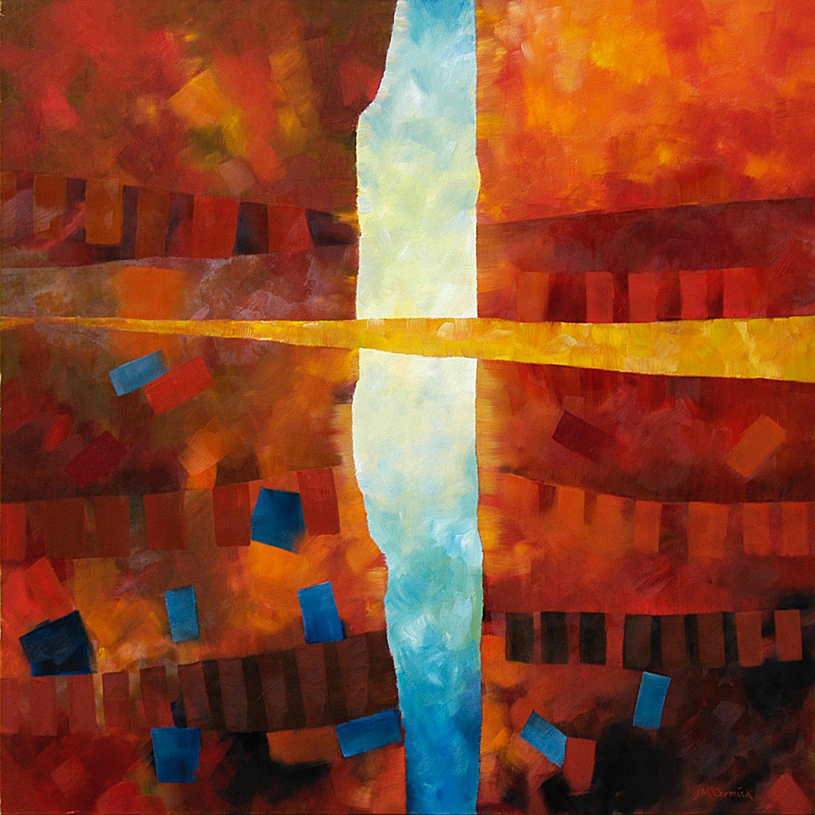 Reflection II - Johanna McCormick