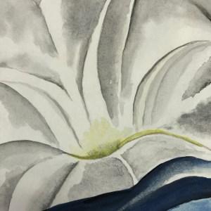 Georgia's Flower - Tina Masciocchi