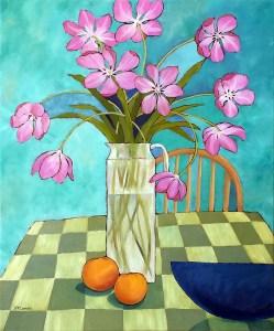 Me And Matisse - Johanna McCormick