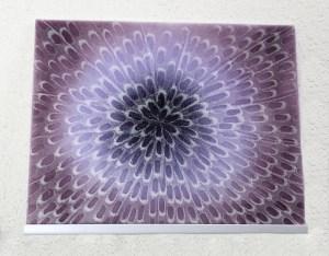 Floral Study Purple - Elise Ordorica