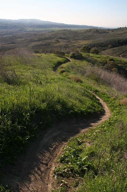 San Clemente Singletrack