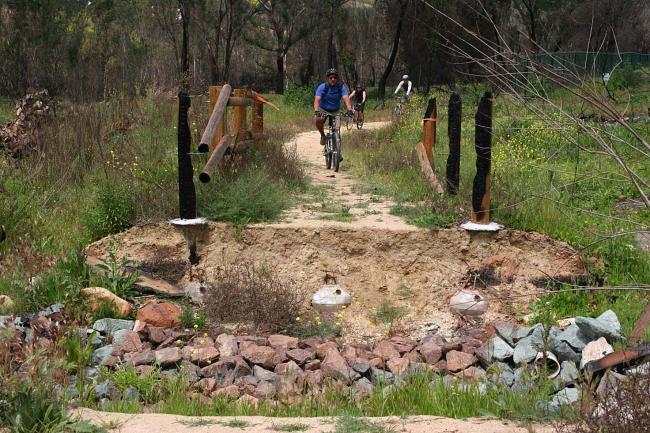 Santa Fe Valley Trail