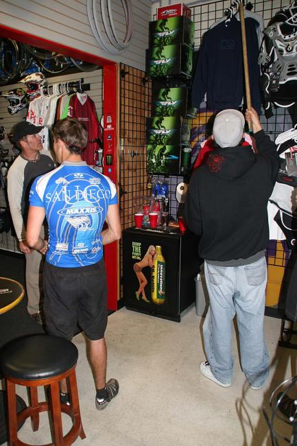 In Shop Keg