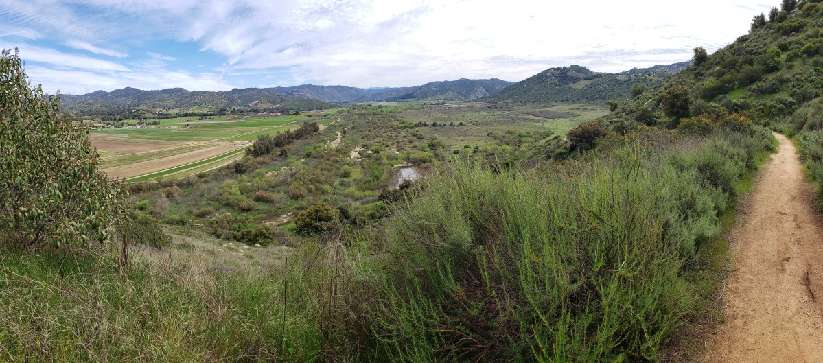 San Pasqual Valley – Raptor Ridge