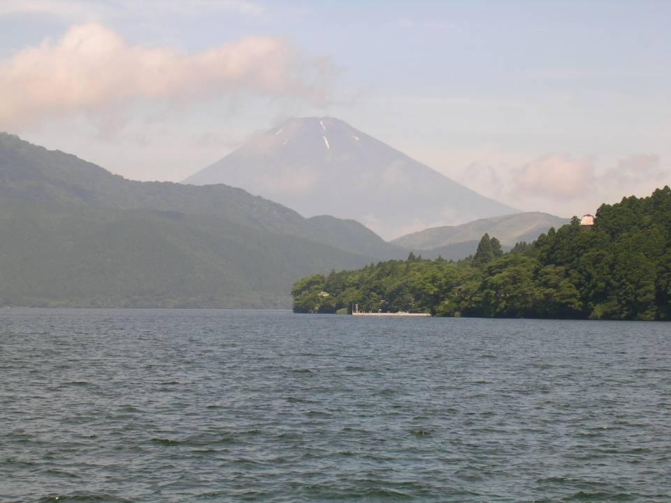 Ashinoko Skyline Video