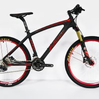 Beiou Toray T800 FULL Carbon Fiber MTB Mountain Bike SHIMANO M610 DEORE 3x10 BOCB024