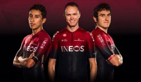 Team Ineos (ex Team Sky) apresentou o novo equipamento | Competição |  Mountainbikes.pt