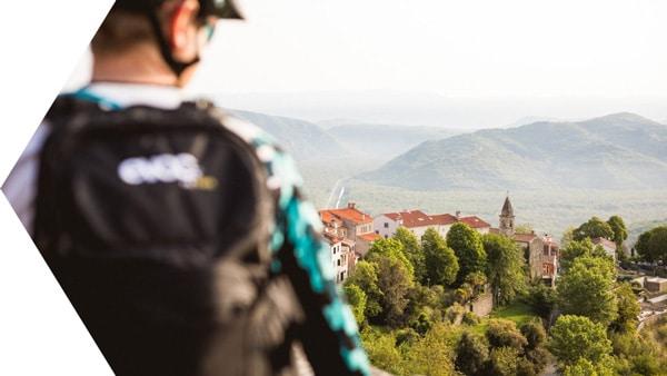 Trieste travel guide part of our Mountain Bike Tour Croatia
