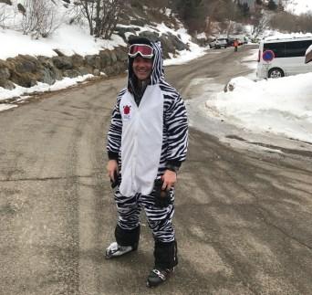 Clive the Zebra