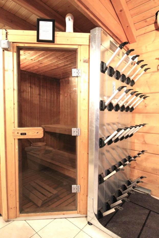 Sauna & Heated Boot Dryer