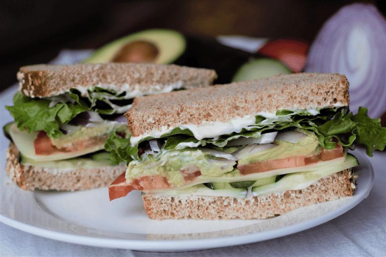 Ultimate Veggie Sandwich | Mountain Cravings
