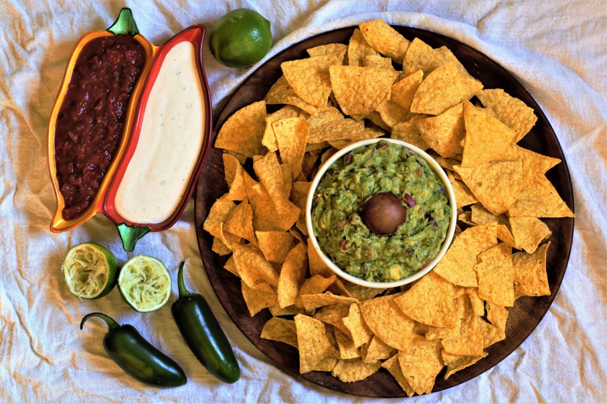 Favorite Everyday Guacamole | Mountain Cravings