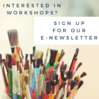 Sign up for MCAC's monthly newsletter to learn about upcoming workshops