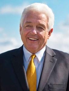 WV Commissioner of Agriculture Walt Helmick