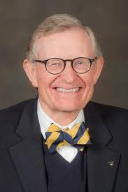 WVU President E. Gordon Gee