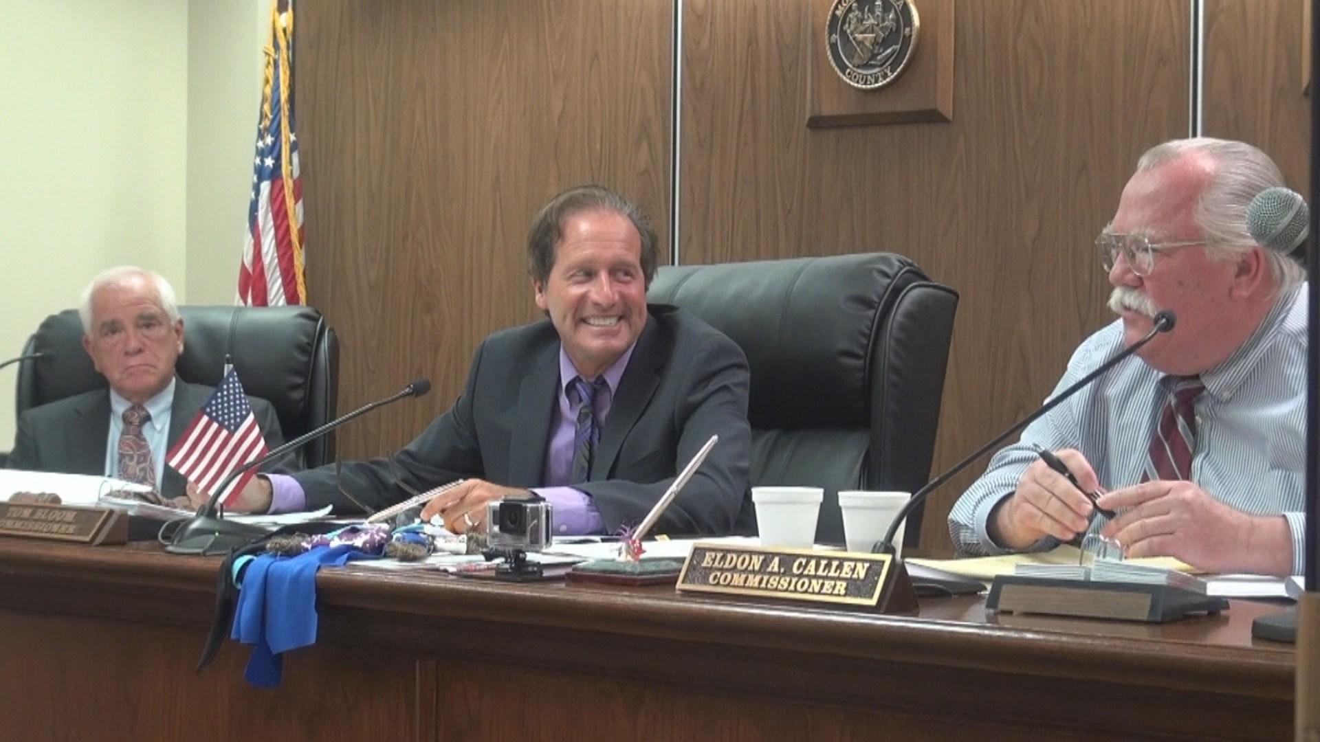 Monongalia County Commission Tom Bloom