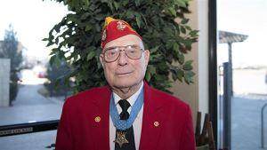"Medal of Honor Recipient Hershel ""Woody"" Williams"