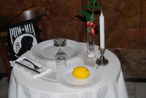 POW MIA Table