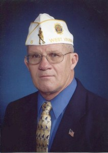 WVLegion Commander Frank Cooley