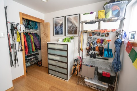 Diy Gear Room From Garage To City