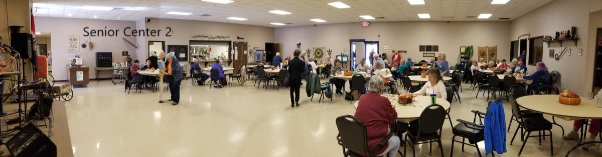 Mountain Grove Missouri Senior Center
