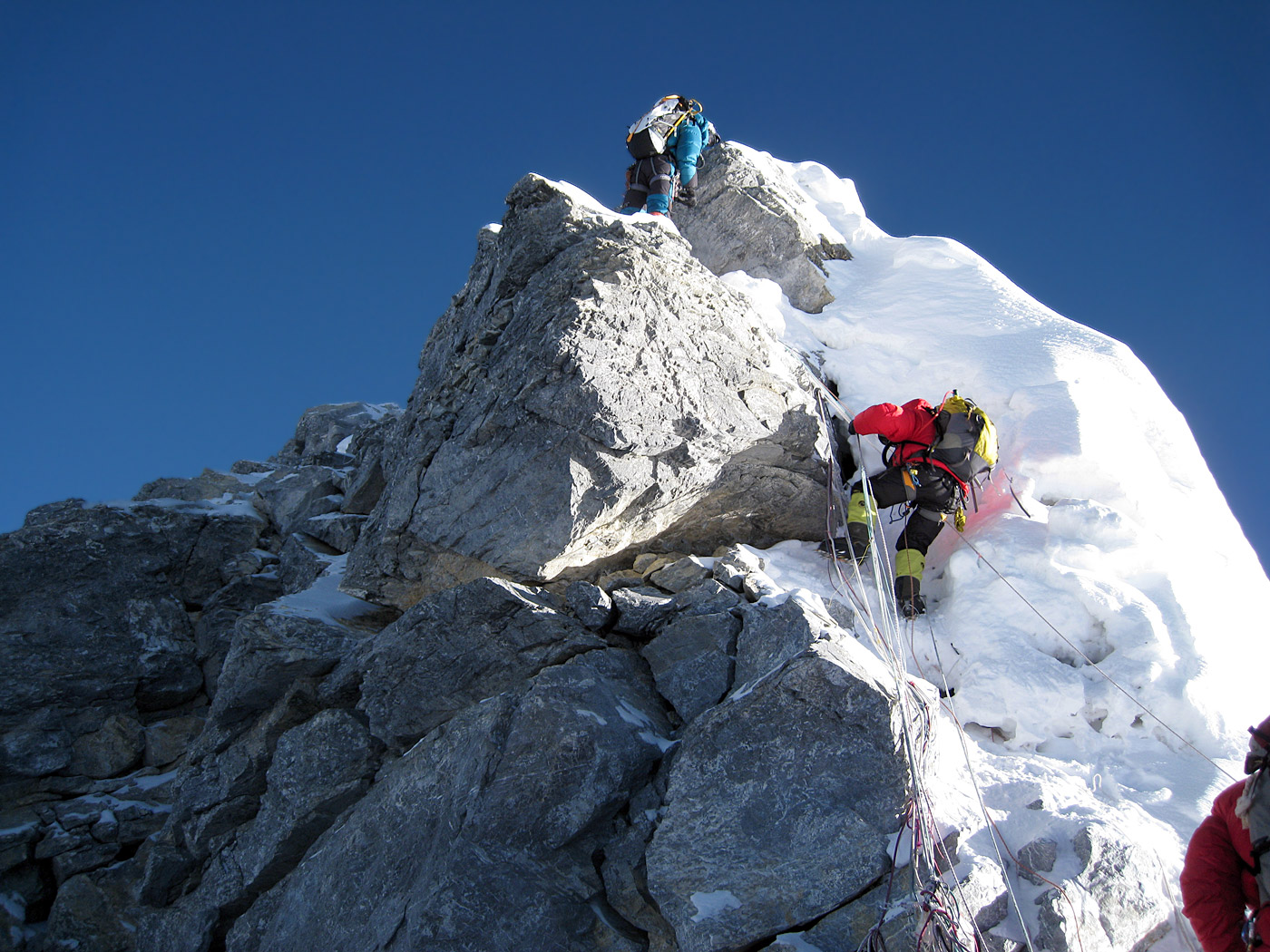 Everest South Side Climb With International Mountain Guides
