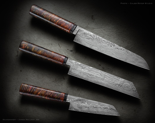 Kitchen Blanks Knife Blades