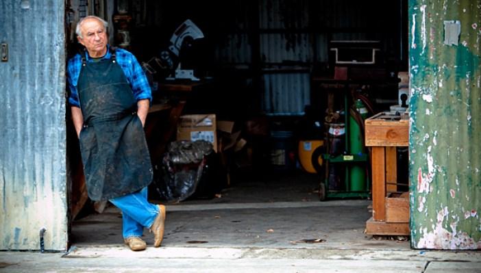 Yvon Chouinard. Photo courtesy Patagonia.