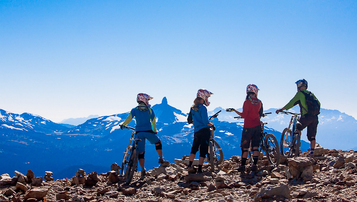 Photo by Amy McDermid. Courtesy Whistler Blackcomb.