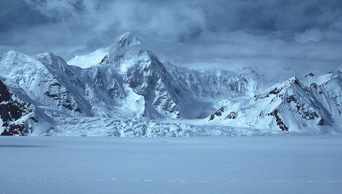 Mount Kennedy, Yukon. By Gary Clark.