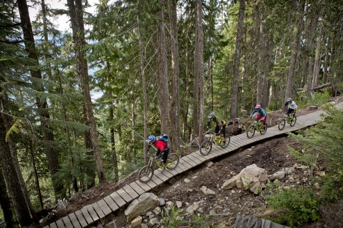 Photo Credit: Whistler Mountain Bike Park | Justa Jeskova