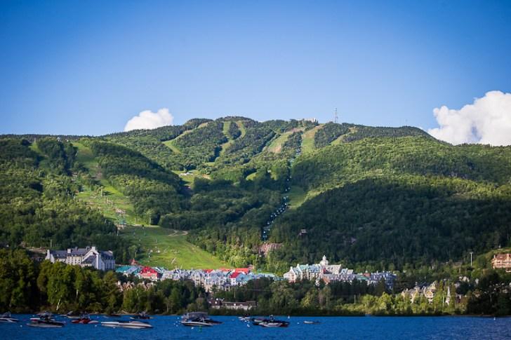 Photo courtesy Mont Tremblant Resort.