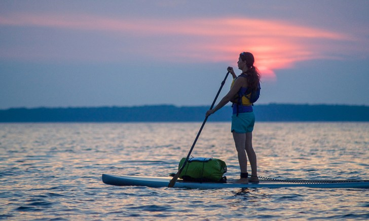 Overnight SUP Touring