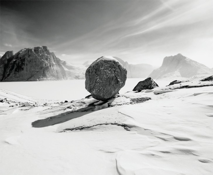 Jordan Manley Baffin Island
