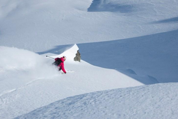 Jen Ashton, Coast Mountains, BC, Canada