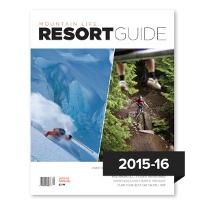 Mountain Life Resort Guide Issue 01