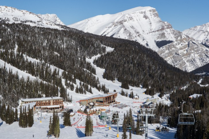 The Daylodge at Sunshine Village Resort