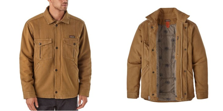 24097b0af5cd7 Patagonia Iron Forge Hemp Canvas Ranch Jacket - Mountain Life