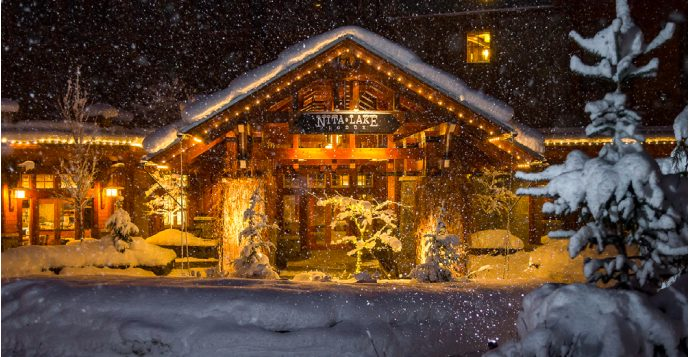 Nita Lake Lodge Exclusive Deal