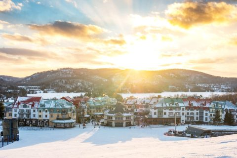 Photo Courtesy of Tremblant