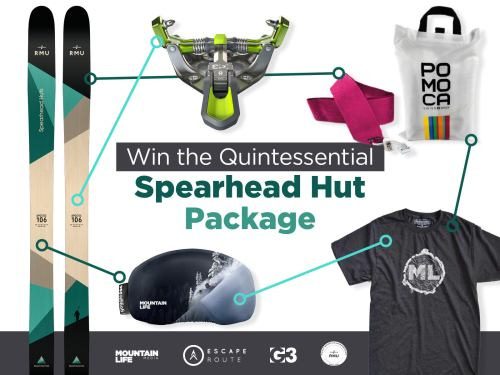 Prize package
