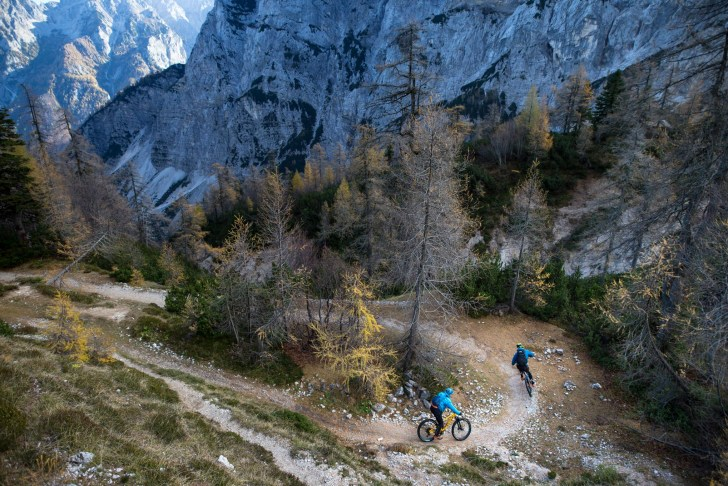 Slovenia Mountain Biking