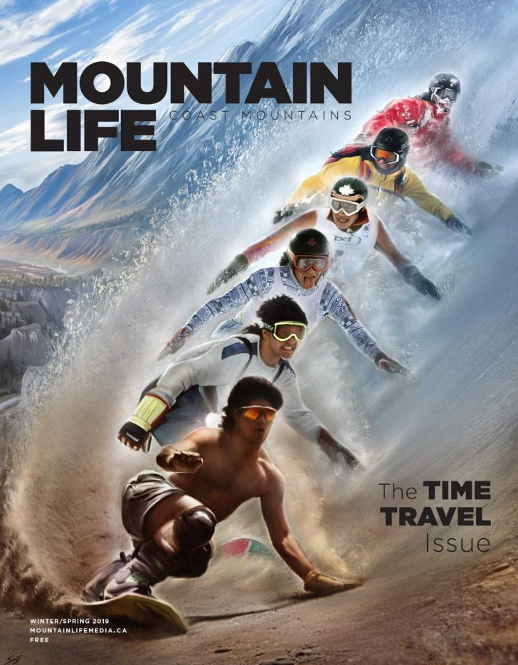 Mountain Life Cover Image
