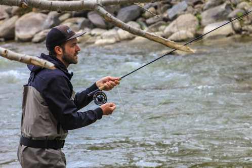In the Bighead River