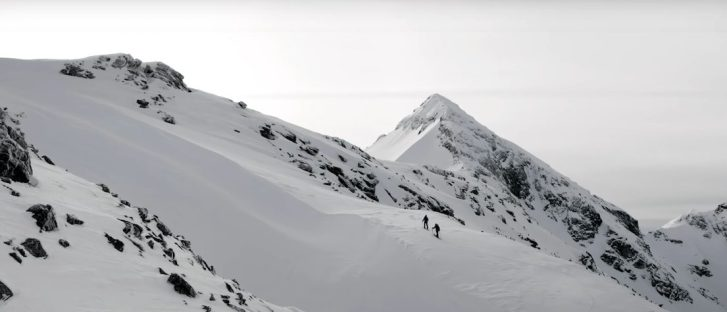 Greg Hill Ski Touring
