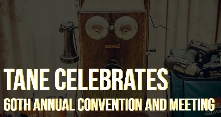 TANE Celebrates Annual Convention
