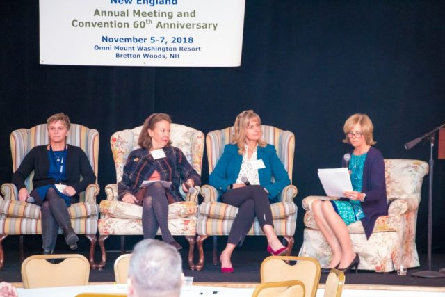 Annual Meeting - Women in Telecom Symposium Panel